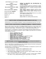 Conseil municipal du 16 mai 2014