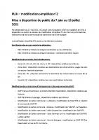 MS2 PLUi – Information